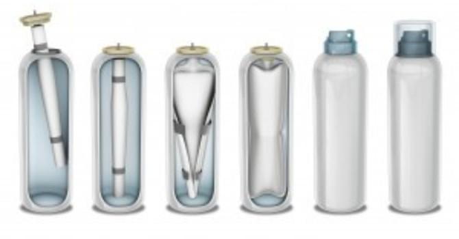 Putting Your Product Into Superior Bag-on-valve Aerosol Technology image